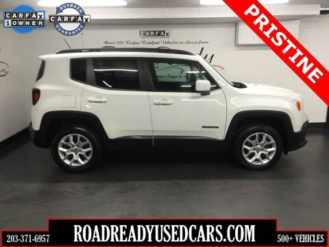 2016 Jeep Renegade for sale at Road Ready Used Cars in Ansonia CT
