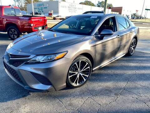 2018 Toyota Camry for sale at Lux Auto in Lawrenceville GA
