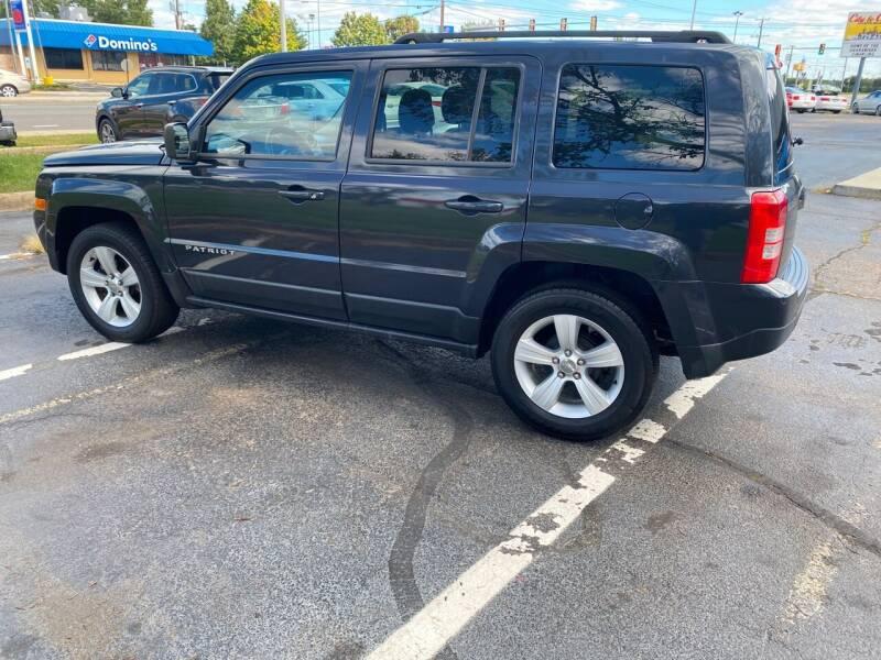 2014 Jeep Patriot for sale at City to City Auto Sales in Richmond VA