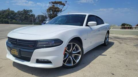 2015 Dodge Charger for sale at L.A. Vice Motors in San Pedro CA