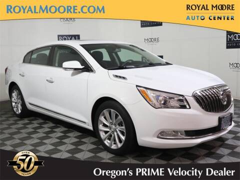 2015 Buick LaCrosse for sale at Royal Moore Custom Finance in Hillsboro OR