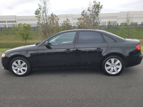 2011 Audi A4 for sale at Dulles Motorsports in Dulles VA