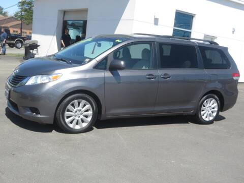 2012 Toyota Sienna for sale at Price Auto Sales 2 in Concord NH