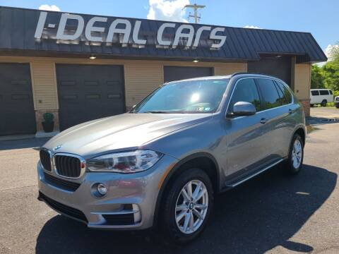 2015 BMW X5 for sale at I-Deal Cars in Harrisburg PA