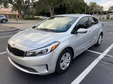 2018 Kia Forte for sale at Florida Prestige Collection in St Petersburg FL