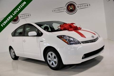 2007 Toyota Prius for sale at Unlimited Motors in Fishers IN