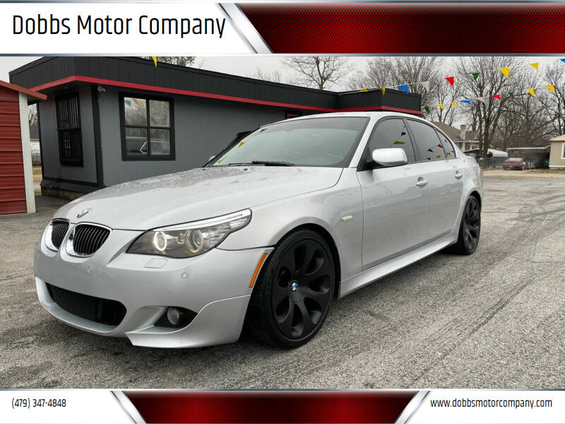 2008 BMW 5 Series for sale at Dobbs Motor Company in Springdale AR