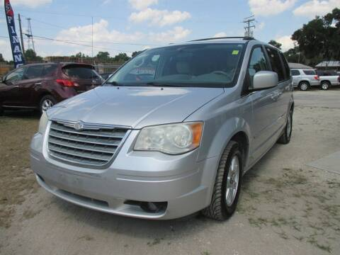 2010 Chrysler Town and Country for sale at New Gen Motors in Lakeland FL