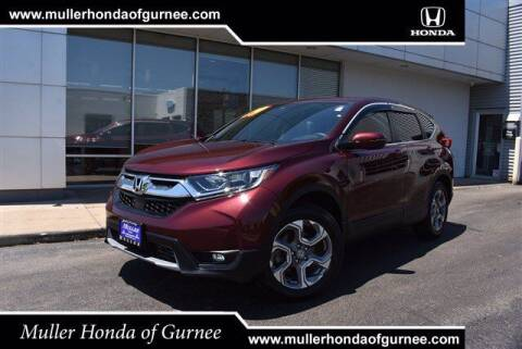 2019 Honda CR-V for sale at RDM CAR BUYING EXPERIENCE in Gurnee IL