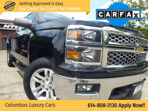 2014 Chevrolet Silverado 1500 for sale at Columbus Luxury Cars in Columbus OH