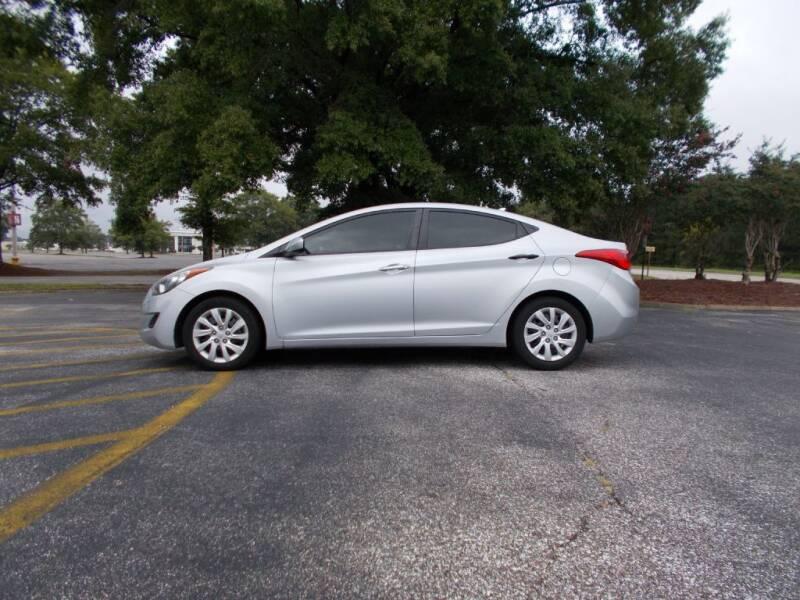 2012 Hyundai Elantra for sale at A & P Automotive in Montgomery AL