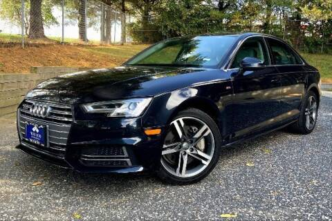 2017 Audi A4 for sale at TRUST AUTO in Sykesville MD