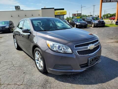 2013 Chevrolet Malibu for sale at Samford Auto Sales in Riverview MI