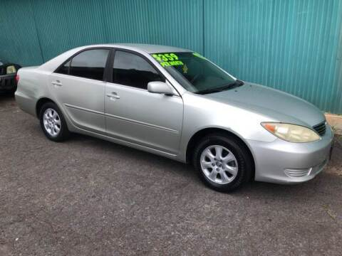 2005 Toyota Camry for sale at Ohana Auto Sales in Wailuku HI