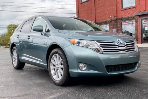 2010 Toyota Venza for sale at Knighton's Auto Services INC in Albany NY