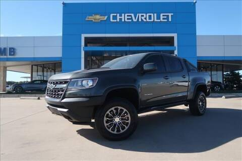 2017 Chevrolet Colorado for sale at Lipscomb Auto Center in Bowie TX