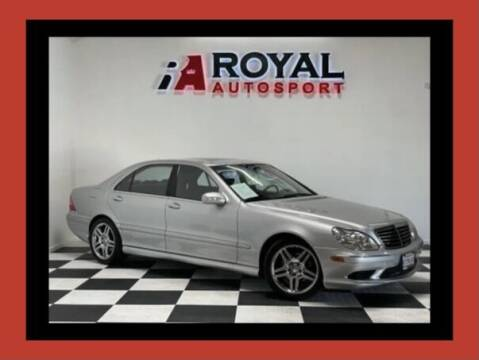 2006 Mercedes-Benz S-Class for sale at Royal AutoSport in Sacramento CA