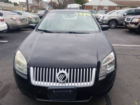 2008 Mercury Milan for sale at Roy's Auto Sales in Harrisburg PA