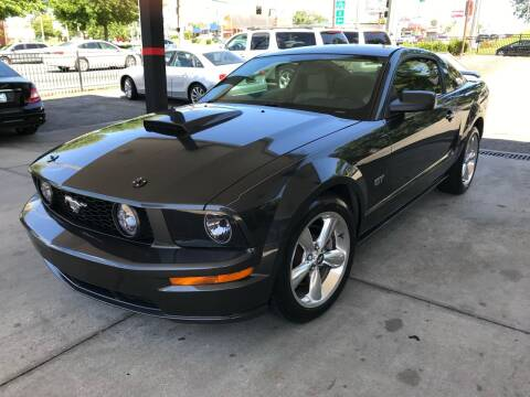 2007 Ford Mustang for sale at Michael's Imports in Tallahassee FL