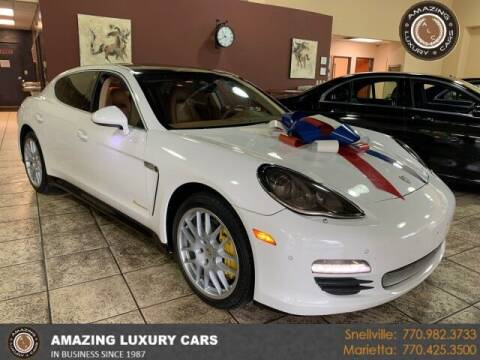 2010 Porsche Panamera for sale at Amazing Luxury Cars in Snellville GA