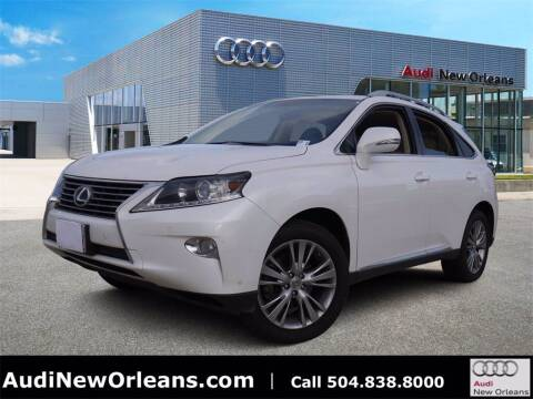 2013 Lexus RX 350 for sale at Metairie Preowned Superstore in Metairie LA