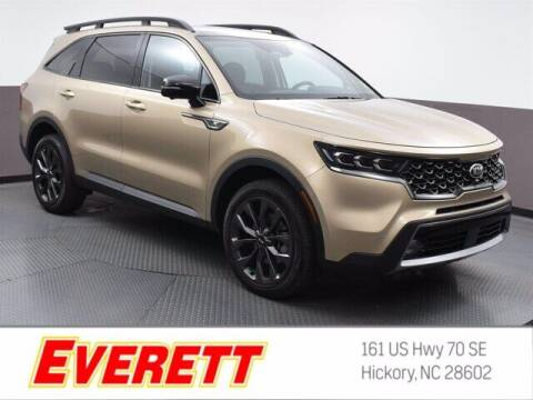 2021 Kia Sorento for sale at Everett Chevrolet Buick GMC in Hickory NC