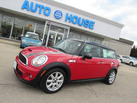 2014 MINI Clubman for sale at Auto House Motors in Downers Grove IL