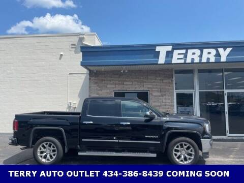 2018 GMC Sierra 1500 for sale at Terry Auto Outlet in Lynchburg VA