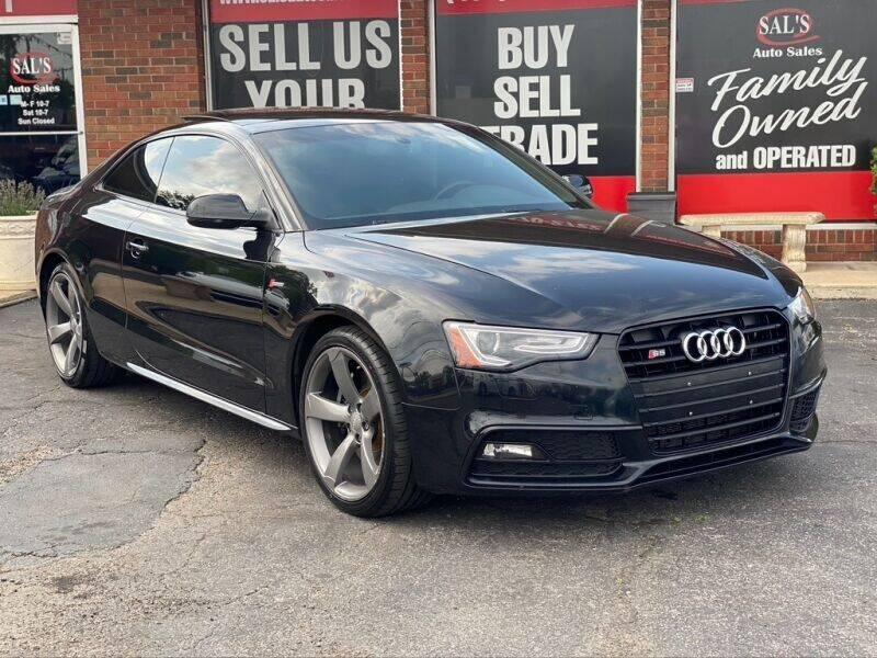 2014 Audi S5 for sale in Oklahoma City, OK