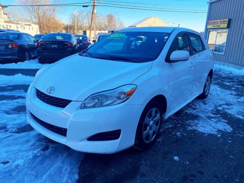 2010 Toyota Matrix for sale at Dijie Auto Sale and Service Co. in Johnston RI