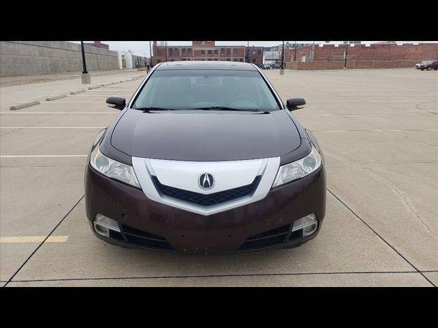 2011 Acura TL for sale at Euro-Tech Saab in Wichita KS