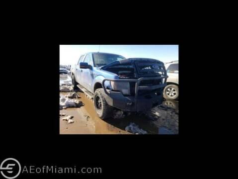 2014 Ford F-150 for sale at ELITE MOTOR CARS OF MIAMI in Miami FL