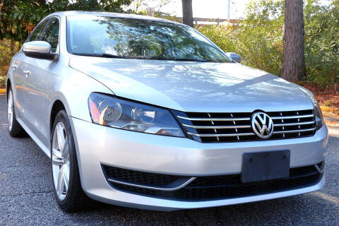 2015 Volkswagen Passat for sale at Prime Auto Sales LLC in Virginia Beach VA