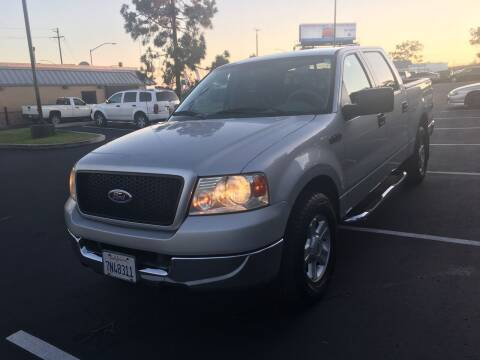 2004 Ford F-150 for sale at Gold Coast Motors in Lemon Grove CA