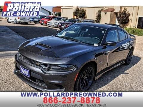 2020 Dodge Charger for sale at South Plains Autoplex by RANDY BUCHANAN in Lubbock TX