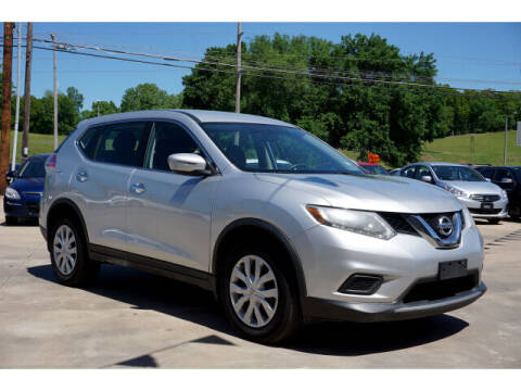 2015 Nissan Rogue for sale at Sand Springs Auto Source in Sand Springs OK