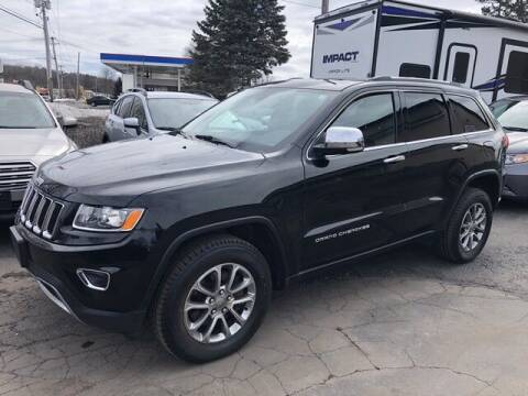 2015 Jeep Grand Cherokee for sale at BATTENKILL MOTORS in Greenwich NY