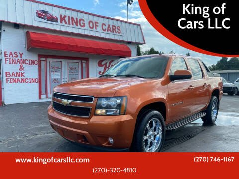 2007 Chevrolet Avalanche for sale at King of Cars LLC in Bowling Green KY