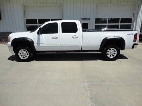 2011 GMC Sierra 3500HD for sale at Quality Motors Inc in Vermillion SD