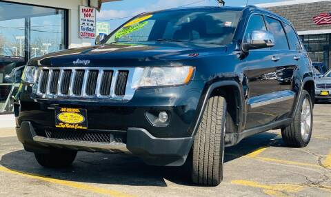 2011 Jeep Grand Cherokee for sale at Top Notch Auto Brokers, Inc. in Palatine IL