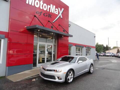 2015 Chevrolet Camaro for sale at MotorMax of GR in Grandville MI