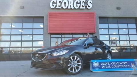 2015 Mazda MAZDA6 for sale at George's Used Cars - Pennsylvania & Allen in Brownstown MI