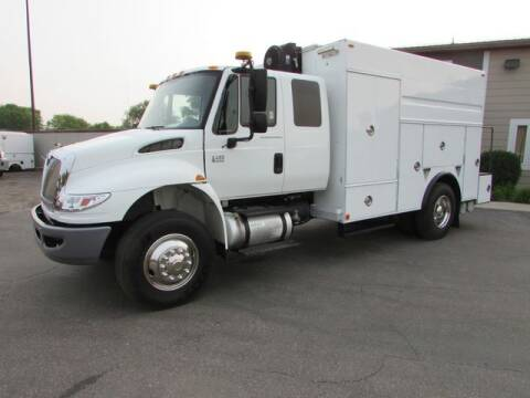2007 International DuraStar 4400 for sale at NorthStar Truck Sales in Saint Cloud MN