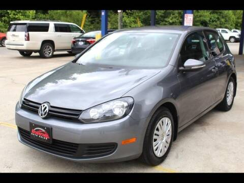 2012 Volkswagen Golf for sale at Inline Auto Sales in Fuquay Varina NC
