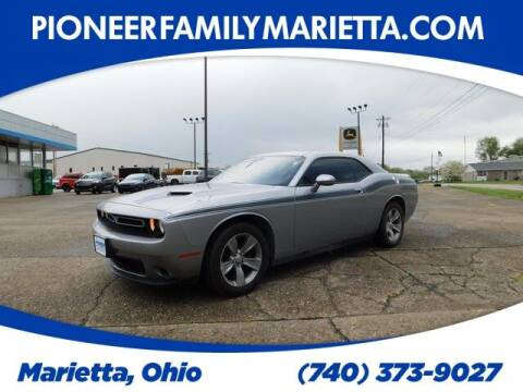 2018 Dodge Challenger for sale at Pioneer Family preowned autos in Williamstown WV