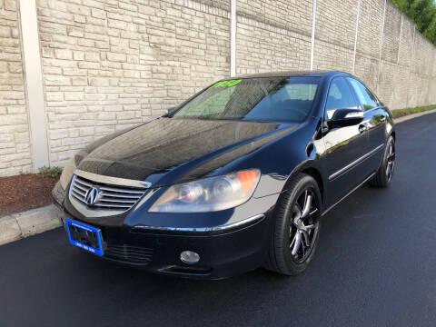2006 Acura RL for sale at Matthews Motors LLC in Algona WA