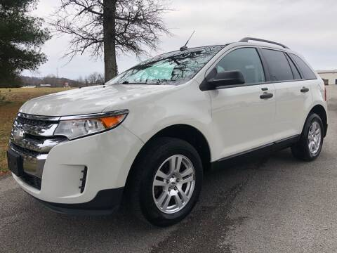 2012 Ford Edge for sale at COUNTRYSIDE AUTO SALES 2 in Russellville KY