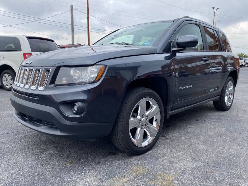 2014 Jeep Compass for sale at Clear Choice Auto Sales in Mechanicsburg PA