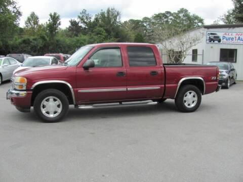 2007 GMC Sierra 1500 Classic for sale at Pure 1 Auto in New Bern NC