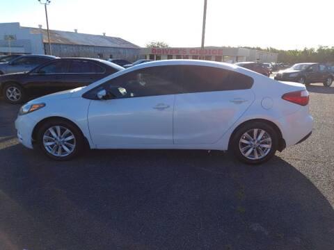 2015 Kia Forte for sale at Driver's Choice Sherman in Sherman TX